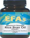 Swanson Maximum Strength Rice Bran Oil Oryzan