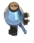 GAS Regulator With Meter And Leak Detector