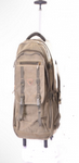 Aoking 22 Wheeled Backpack - Brown