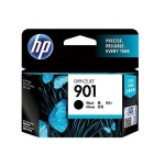 HP 901 Original Inkjet Cartridge - Cc653an Black