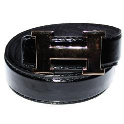 hermes birkin bag cost - Hermes Patent Leather Strap Gold Logo Buckle Men's Belt Black ...