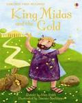 Usborne Publishing King Midas and The Gold