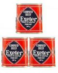 Exeter Corned Beef - Pack of 3 Tins