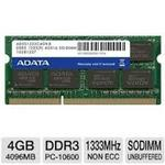 Adata DDR3 4GB Laptop Ram