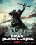 Universal Dawn of the Planet of Apes(DVD)