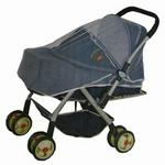 3 In 1 Baby Stoller & Trolley Set