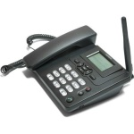 Huawei 3125i Gsm Office Table Phone With Fm Radio - Black