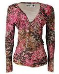 FP Women Classic Patterned Foral Blouse - Multicolour
