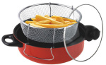 ZAPAM PROJECT CONCEPTS Deep Fryer 3-in-1