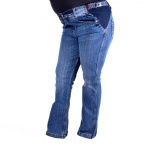 Maternity Jean With Side Band