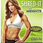 Jillian Michaels Shred It With Weight