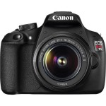 Canon+Eos+Rebel+T5+Dslr+Camera+With+18-55mm+And+75-300mm+Lenses+%E2%80%93+Bla