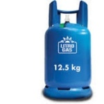 12.5kg Cooking Gas Cylinder With Burner