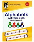 HELMA BOOKS INTEGRATED SERVICES NG Alphabets Activities Book(Small Casing)